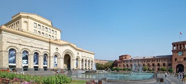 כיכר הרפובליקה בירוואן